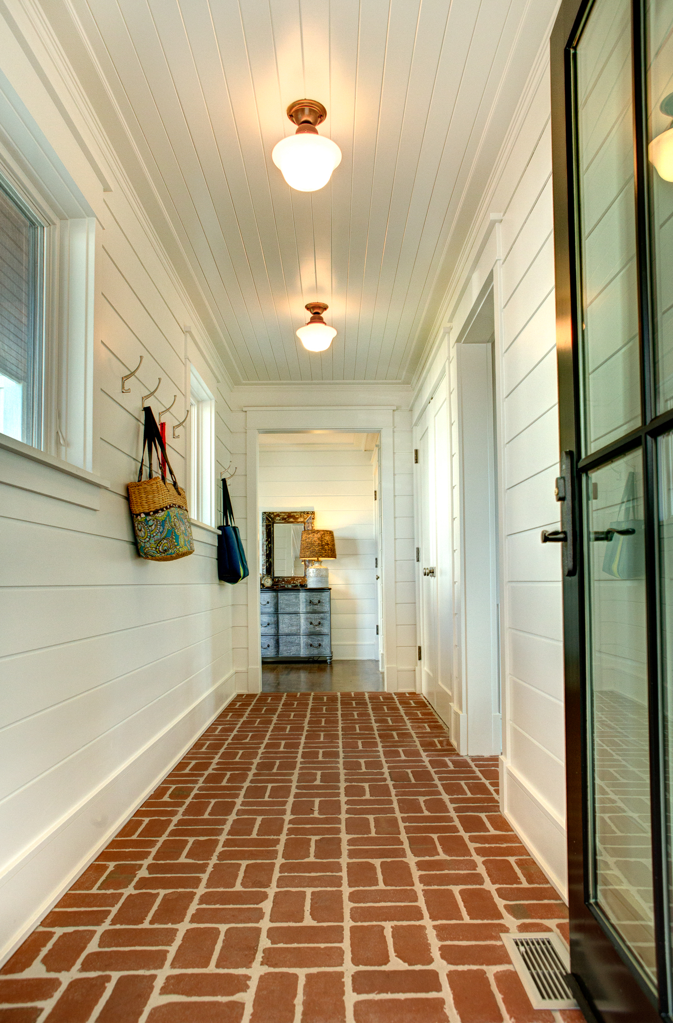 Asher architects philadelphia new jersey architecture Mudroom floor